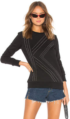 Karl Lagerfeld Paris X KAIA K Studded Sweater