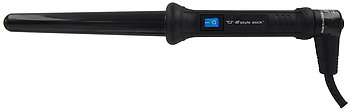 Ts-2 Cone Style Stick Clipless Curling Iron