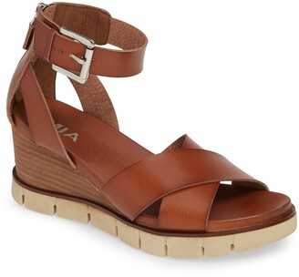 Mia Lauri Wedge Sandal
