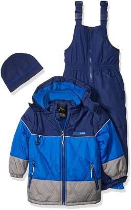 iXtreme Little Boys' Colorblock Better Snowsuit