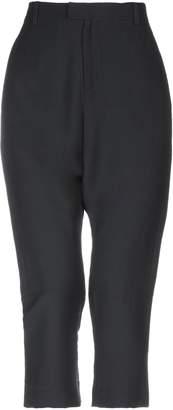 Superfine 3/4-length shorts