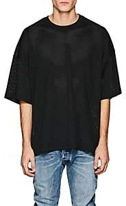 Fear Of God Men's Mesh Oversized T-Shirt - Black