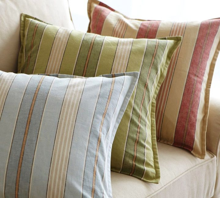 Paolo Stripe Pillow Cover