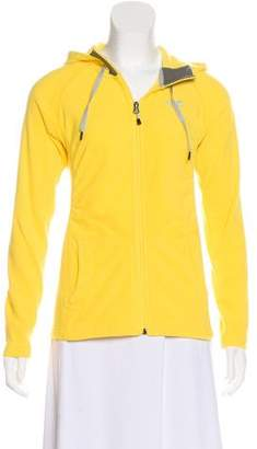 The North Face Hooded Long Sleeve Jacket