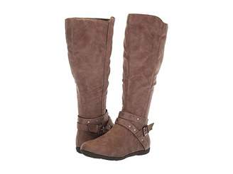 Fergalicious Bridges Wide Calf Women's Boots