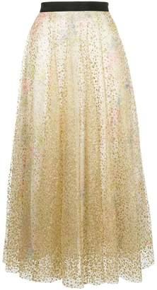 Manoush sheer skirt