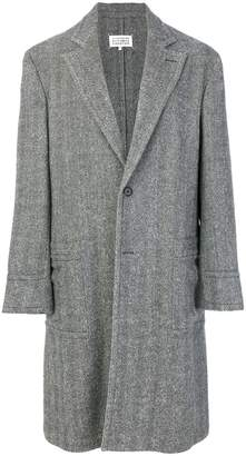 Maison Margiela formal fitted coat