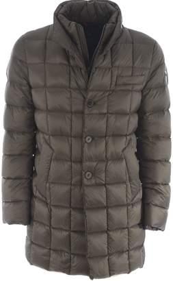 Fay Zip Collar Down Jacket