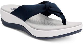 376a62fbf75 at Macy s · Clarks Collections Women s Arla Glison Flip-Flops Women s Shoes