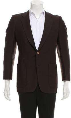 Pierre Balmain Two-Button Tailored Blazer