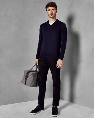 Ted Baker NOEL V-neck wool sweater