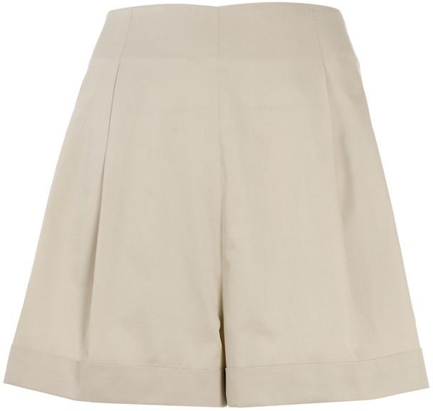 LABOUR OF LOVE Cotton culottes