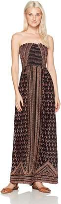Angie Women's Maxi Dress Sleeveless