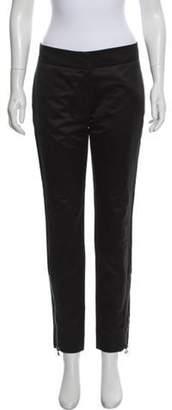 Stella McCartney Mid-Rise Skinny Pants bronze Mid-Rise Skinny Pants