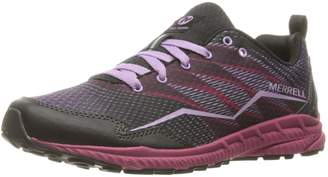 Merrell Women's Trail Crusher Hiking Shoes, Granite/Black