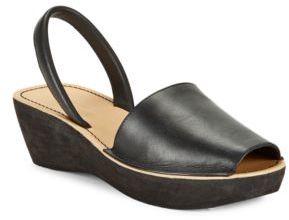 Kenneth Cole REACTION Fineglass Platform Slingback Sandals $49 thestylecure.com