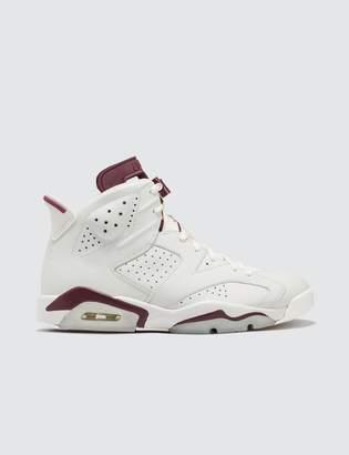 Nike Jordan 6 Retro VI Maroon