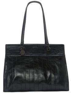 Vince Camuto Keely Quilted Leather Tote