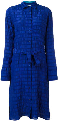 Paul Smith striped shirt dress $1,245 thestylecure.com