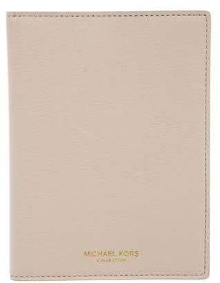Michael Kors Leather Passport Cover