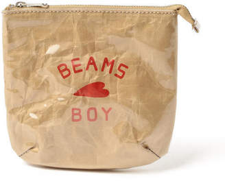 Beams (ビームス) - ビームス ウィメン BEAMS BOY / BB ロゴ ポーチ