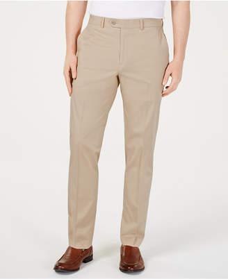 faaa5cde1a Bar III Men Slim-Fit Stretch Flat Front Dress Pants