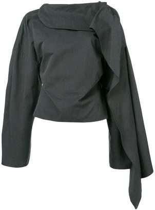 Awake structured blouse