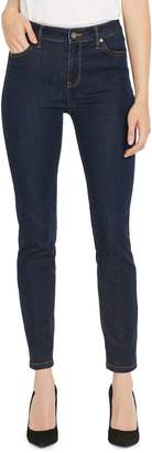 Buffalo David Bitton Faith Luxe Mid-Rise Skinny-Fit Jeans