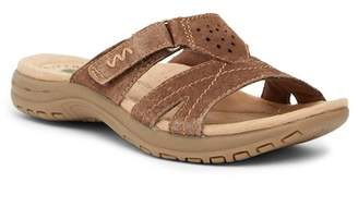 Earth Selby Suede Slide Sandal