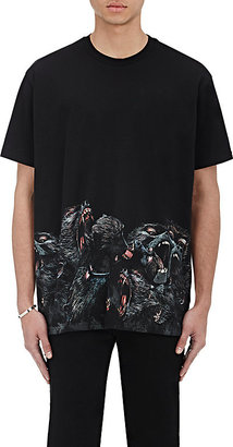 Givenchy Men's Monkey Graphic T-Shirt $790 thestylecure.com