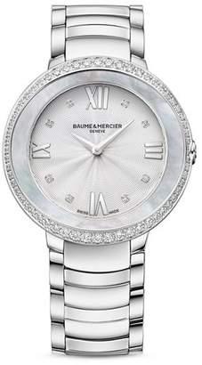 Baume & Mercier Promesse Diamond Watch, 34mm