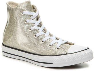 Converse Chuck Taylor All Star Glitter High-Top Sneaker - Women's