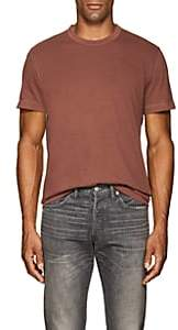 James Perse Men's Cotton Jersey T-Shirt - Red