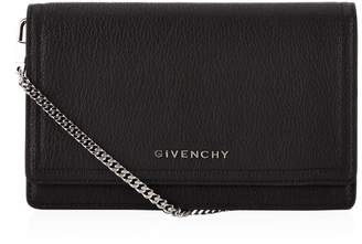 Givenchy Pandora Wallet with Chain Strap