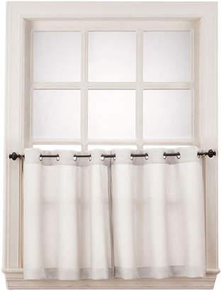 Montego Lichtenberg Grommet-Top Window Tiers