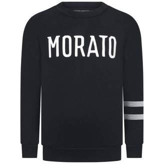 Antony Morato Antony MoratoNavy Logo Sweater