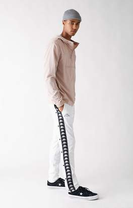 Kappa Banda Astoria Snap Button Slim Track Pants