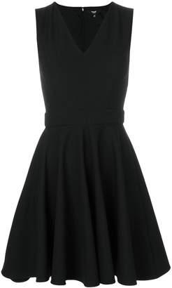 Versus V-neck sleeveless mini dress