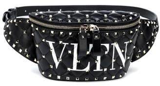 Valentino VLTN Rockstud Spike leather belt bag