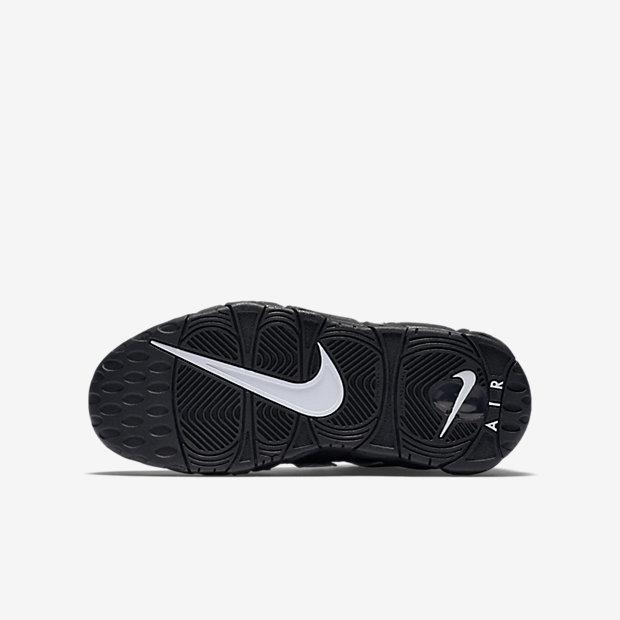 Nike Air More Uptempo QS Little/Big Kids' Shoe 5