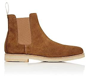 Common Projects Men's Chelsea Boots-Amber