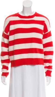 Diane von Furstenberg Angora Wool-Blend Sweater