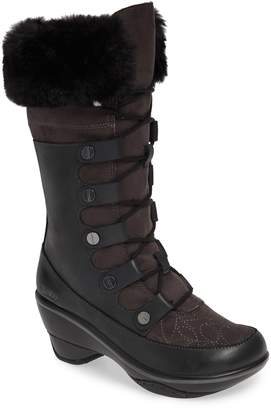 Jambu Cruiser Faux Fur Trim Boot