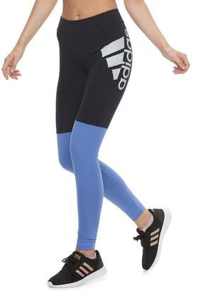 adidas Women's Sport ID Mid-Rise Leggings