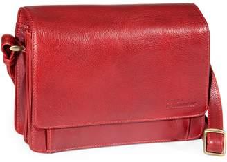 Derek Alexander Leather Half-Flap Organizer