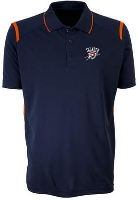 Antigua Men Oklahoma City Thunder Merit Polo Shirt
