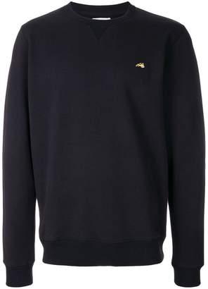 Bella Freud embroidered logo sweatshirt