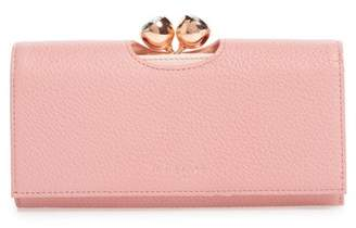 Ted Baker Tammyy Pebbled Leather Matinee Wallet