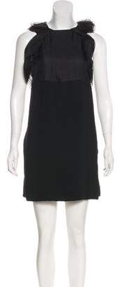 Chloé Sleeveless Mini Dress