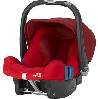 Britax Römer BABY-SAFE PLUS SHR II Group 0+ (Birth - 13kg) Car Seat - Flame Red